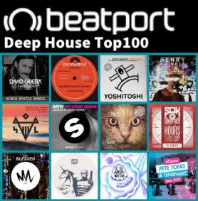 Beatport deep house top100 1 5g for Top 10 deep house music